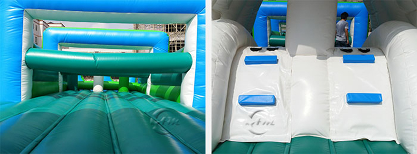 fun obstacle course