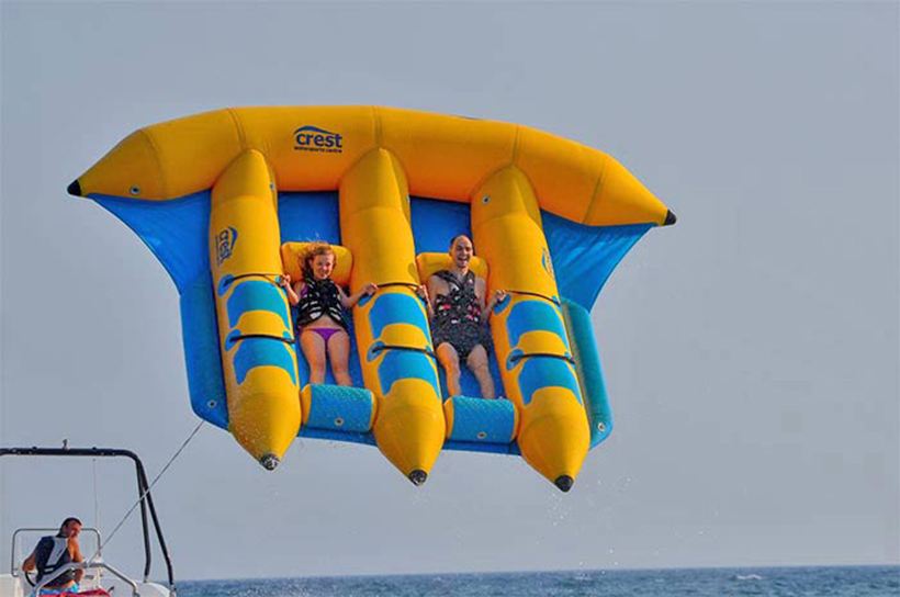 flying fish water sport