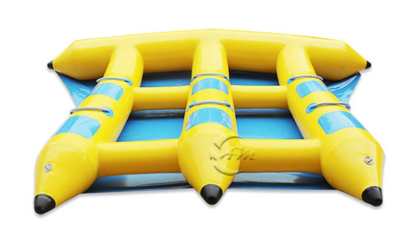 flying inflatable tube