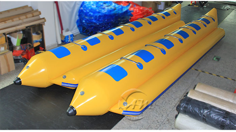 flying banana boat tube