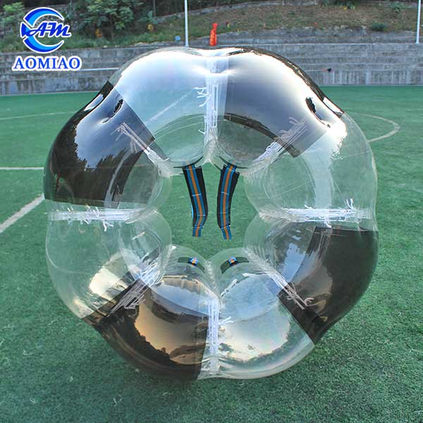 what is bubble soccer