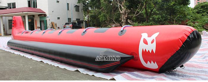 inflatable water banana boat