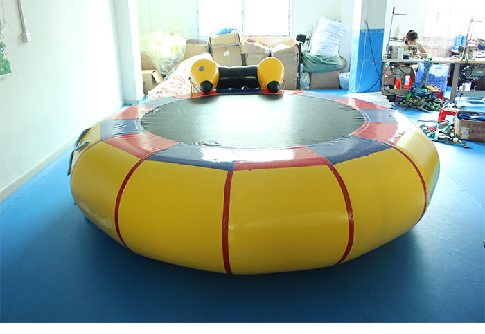 giant Inflatable Water Trampoline