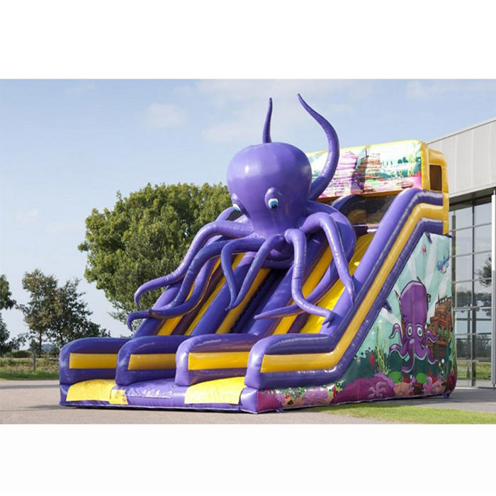 industrial inflatable water slides