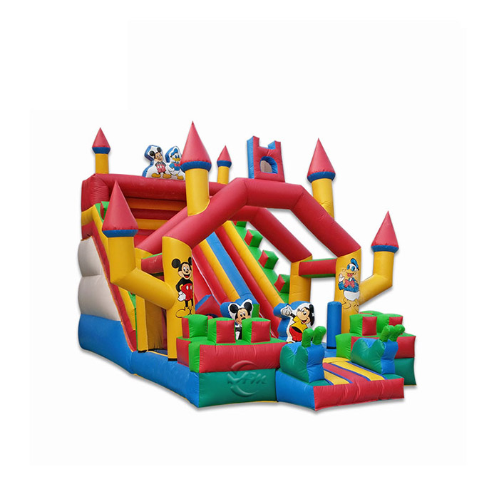 commercial water slides for sale