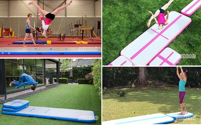 air floor gymnastics
