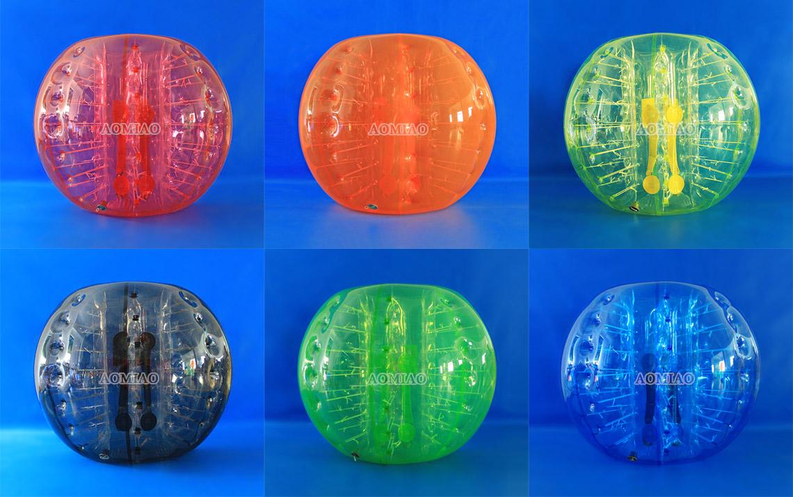 bubble ball football