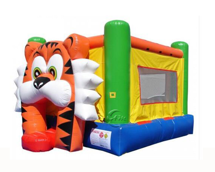 Jumping Castle - Tiger