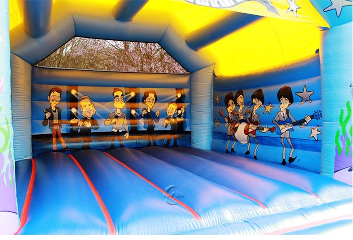 big bounce house for sale