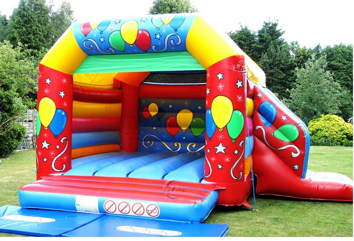residential bounce house