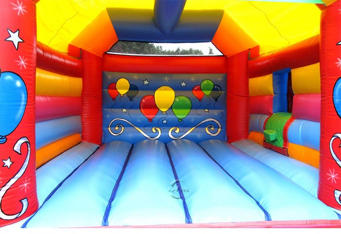 water bounce house for adults