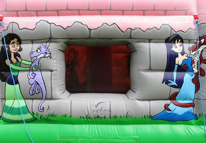 bounce house party places