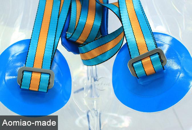 bubble soccer ball suit