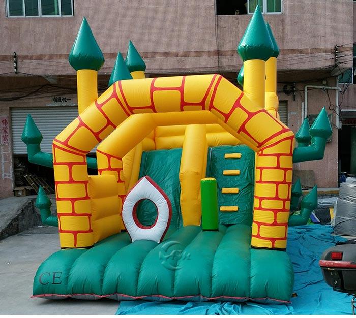kids inflatable slide