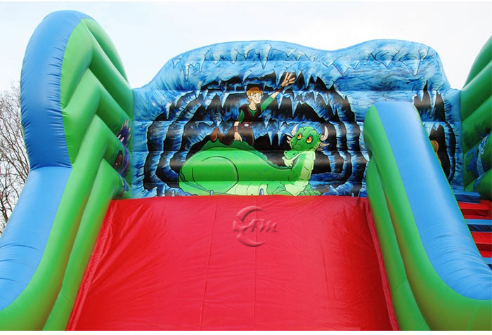 giant inflatable water slides for sale