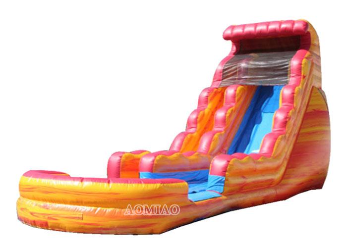 buy inflatable water slide