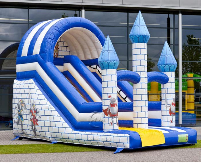 best blow up water slides