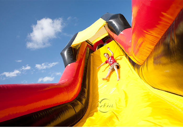 commercial inflatable water slides for sale