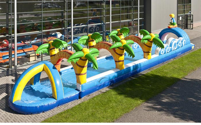 long slip n slide