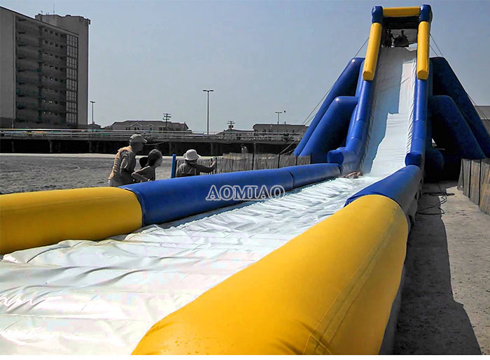 top rated inflatable water slides