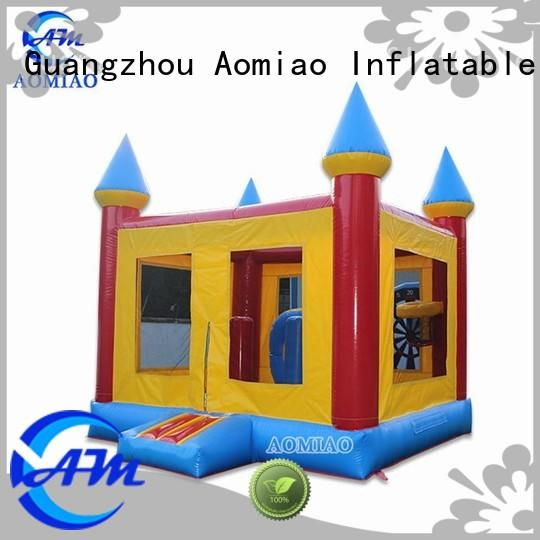 AOMIAO durable bounce house supplier for outdoor