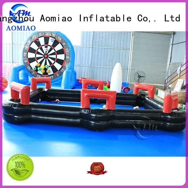 sale snooker inflatable AOMIAO Brand pool tables for sale factory