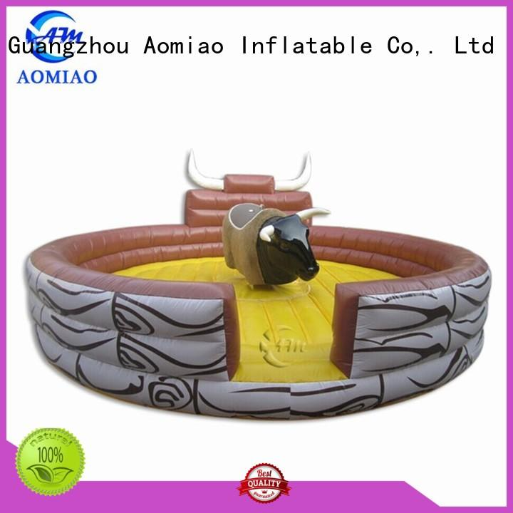 AOMIAO bull mechanical bull cost producer for sale