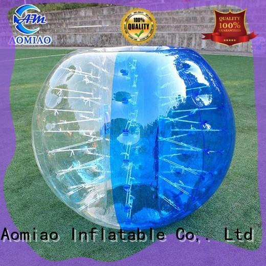 high standards bubble suit ball factory for park