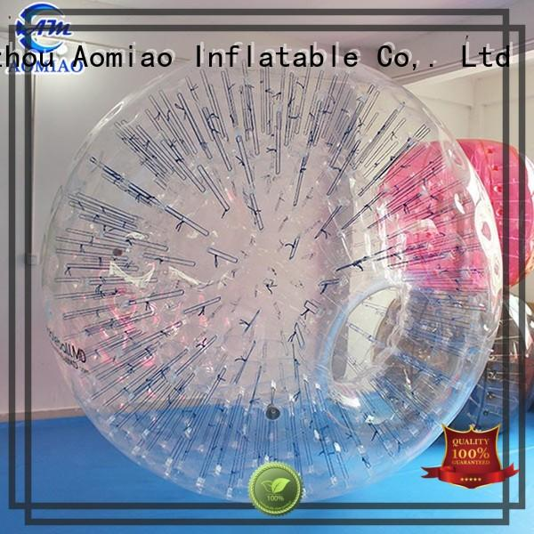 AOMIAO amazing best zorb ball customization for sport