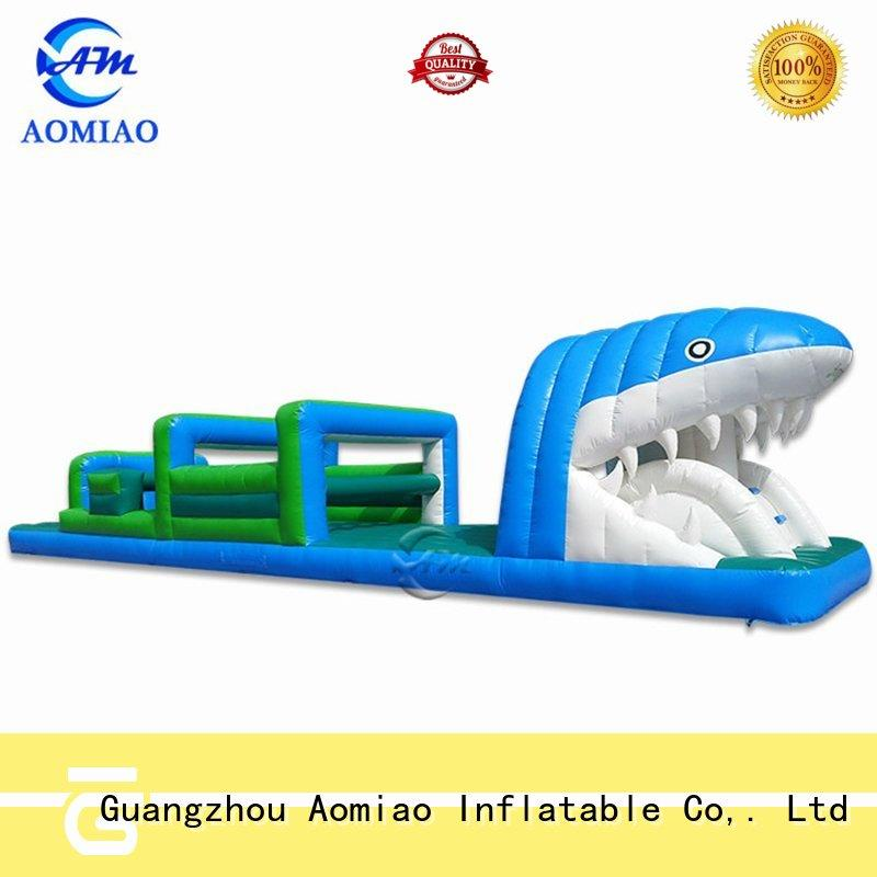 new commercial inflatable obstacle course ob1713 factory for exercise