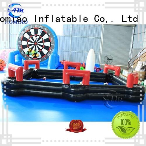 inflatable football pool tables for sale AOMIAO manufacture