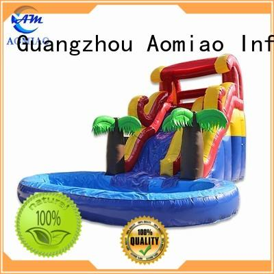 AOMIAO sl1717 commercial inflatable slide manufacturer for sale