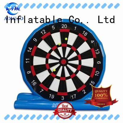 new Inflatable soccer darts football factory for exercise