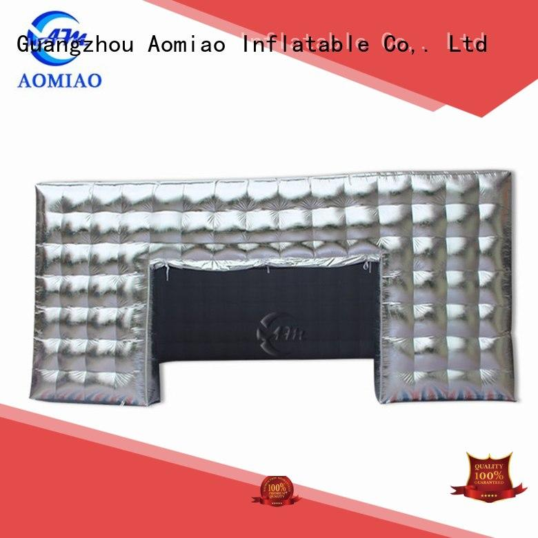 AOMIAO durable inflatable air tent manufacturer for outdoor