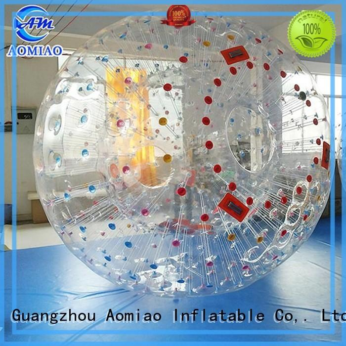 amazing giant inflatable ball customization for fun parks AOMIAO
