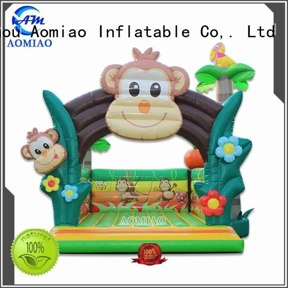 AOMIAO durable jumping castle supplier for outdoor