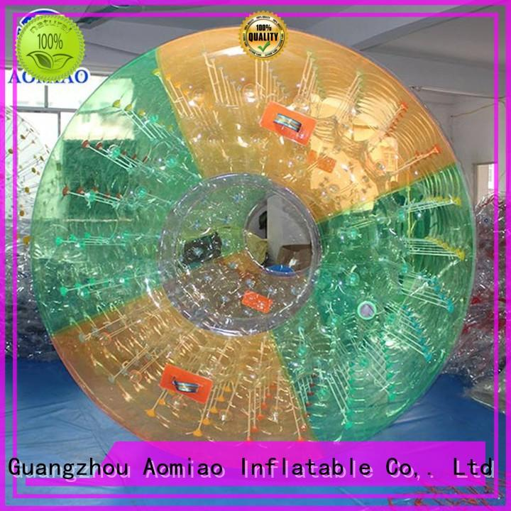 AOMIAO high standards water rollers for sale factory for park