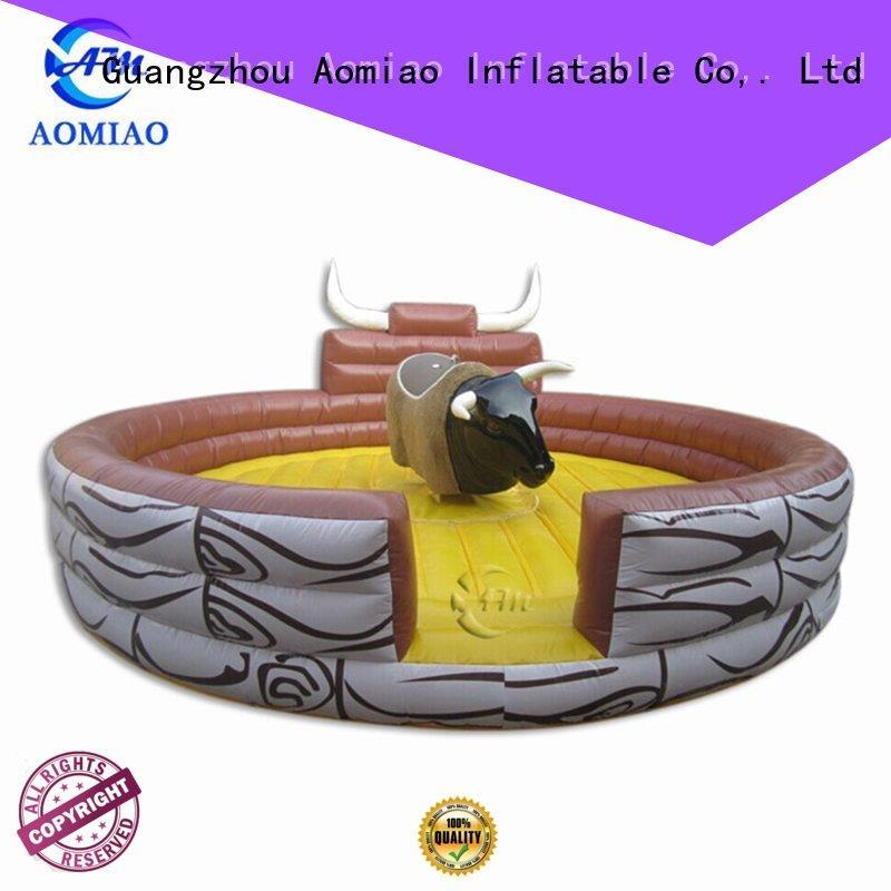 Hot mechanical bull bull AOMIAO Brand