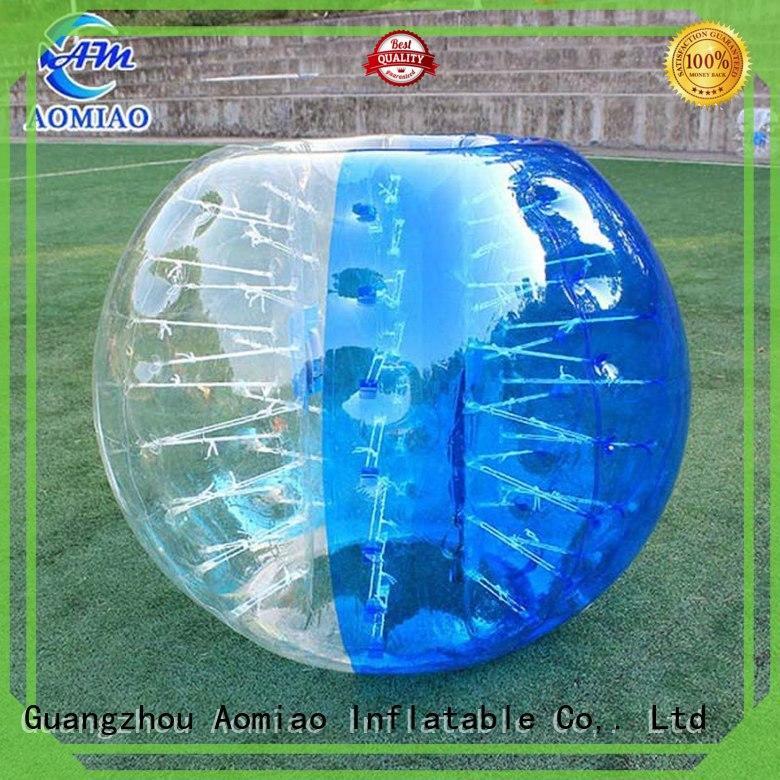 clear blue bubble ball tpu AOMIAO Brand