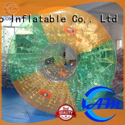 inflatable zorb rolling field roller AOMIAO Brand