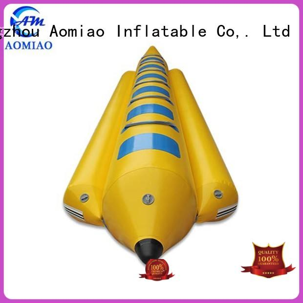 dashing inflatable water games flying supplier for seaside