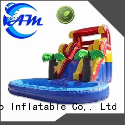 Quality AOMIAO Brand inflatable monster inflatable slide