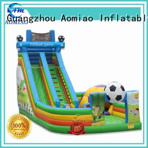 inflatable outdoor water slides for sale AOMIAO Brand