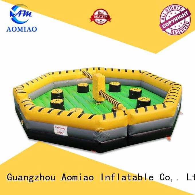 amazing meltdown bounce house sgw01 customization for theme park