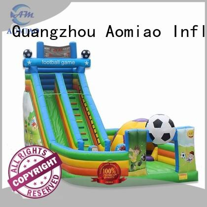 kids water slides for sale single blue AOMIAO Brand