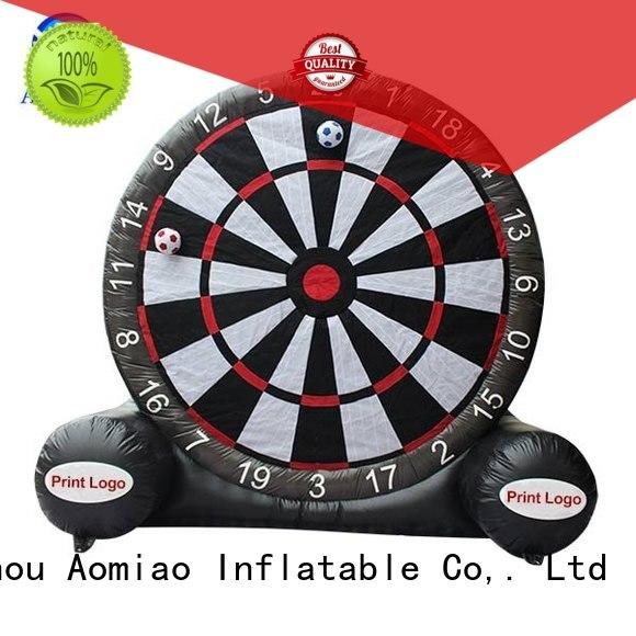 AOMIAO sd8 inflatable foot darts for exercise