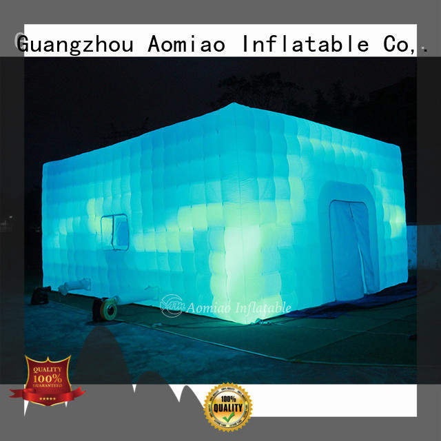 AOMIAO durable inflatable camping tent manufacturer for outdoor