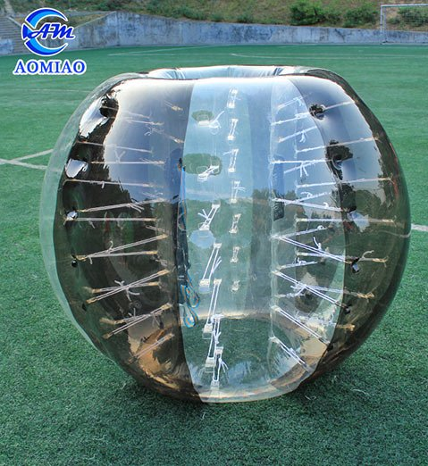 inflatable zorb soccer