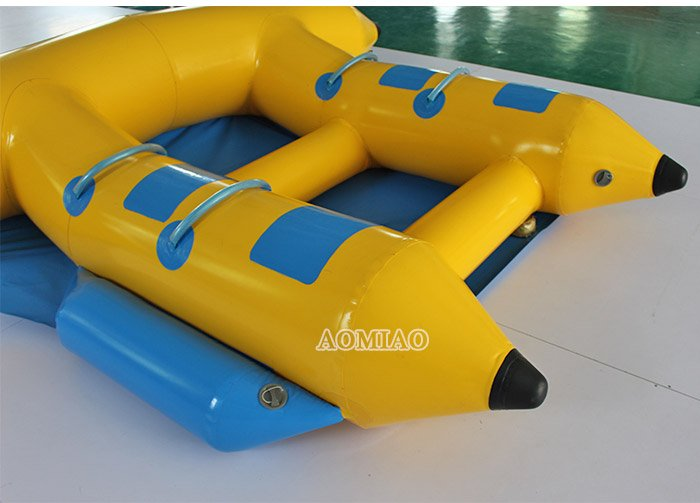 flying inflatable water sled