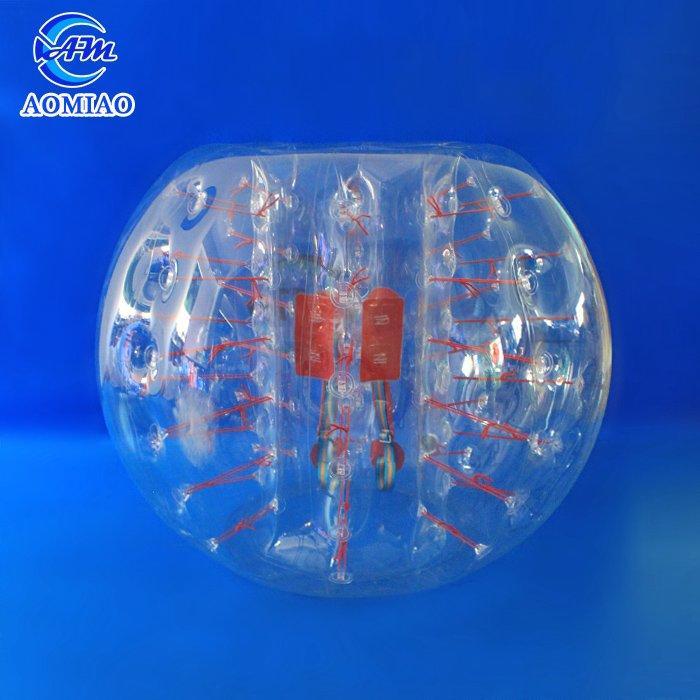 PVC Human Bubble Ball - Clear BSP1C